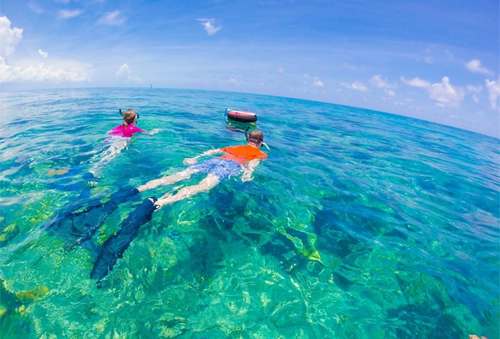 Key west snorkelling