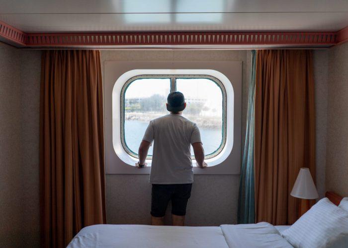 cruise cabin window