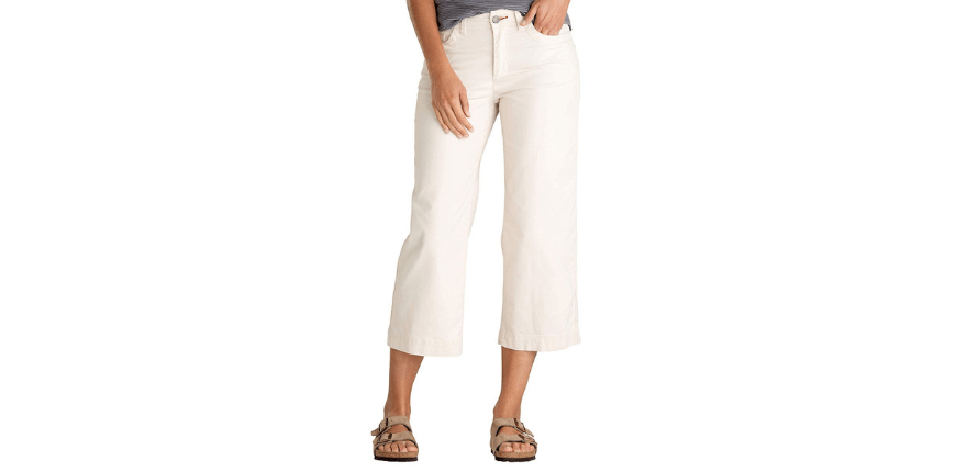 Toad and co wide leg pants.
