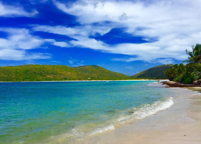 flamenco beach puerto rico.