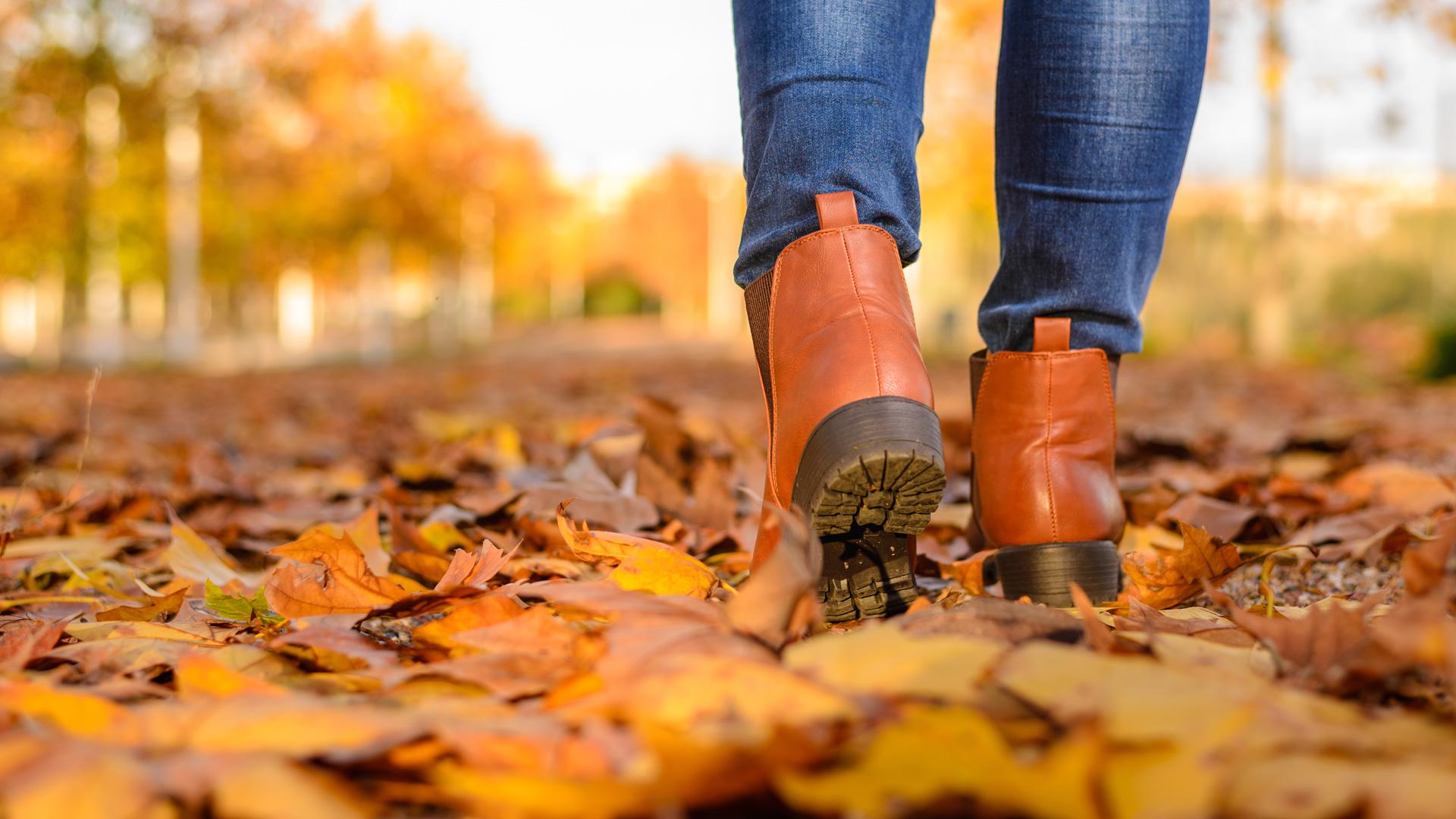 fashionable walking boots