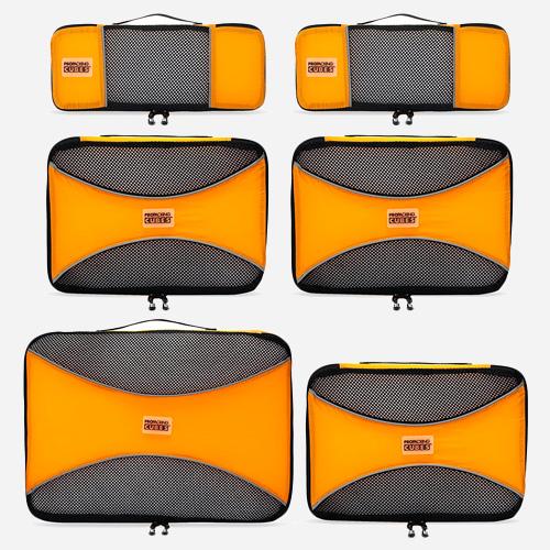 Pro Packing Cubes, 6-Piece Lightweight Set