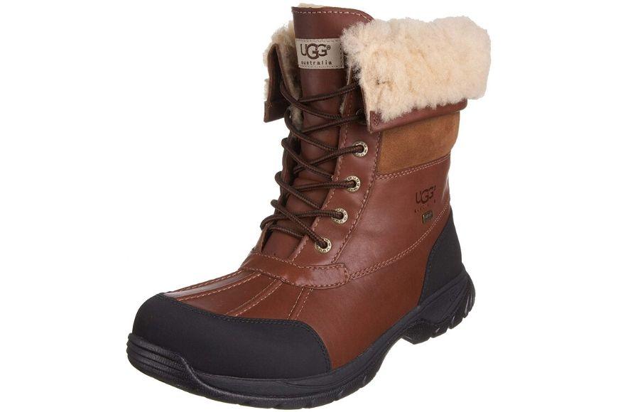 UGG men's butte snow boots.