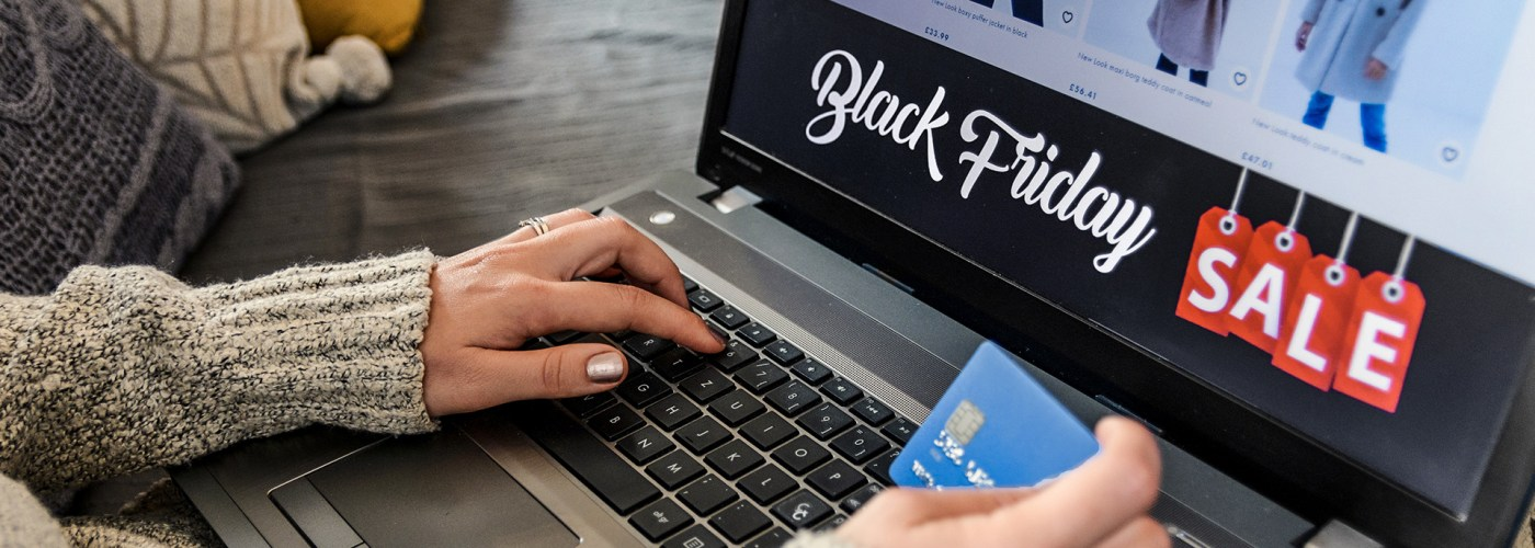 Black Friday online shopping, browsing, deal, device, digital, electronic, female, financial, information, internet,