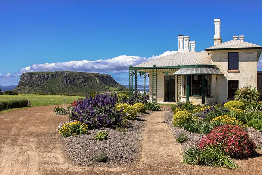 highfield historic site nut stanley tasmania.