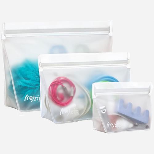 Rezip Reusable Storage Bag Kit