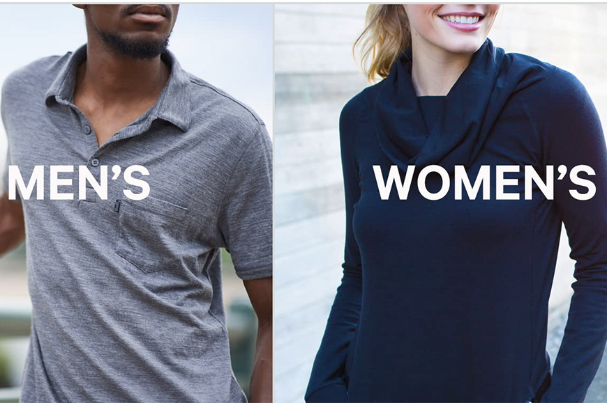 woolly work from home outfit shirts.