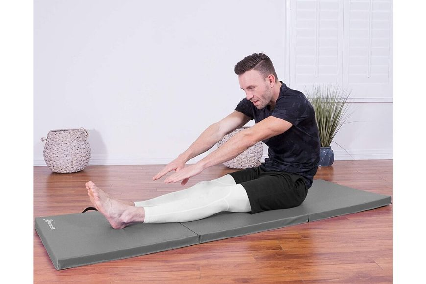 prosource fit tri-fold exercise mat.