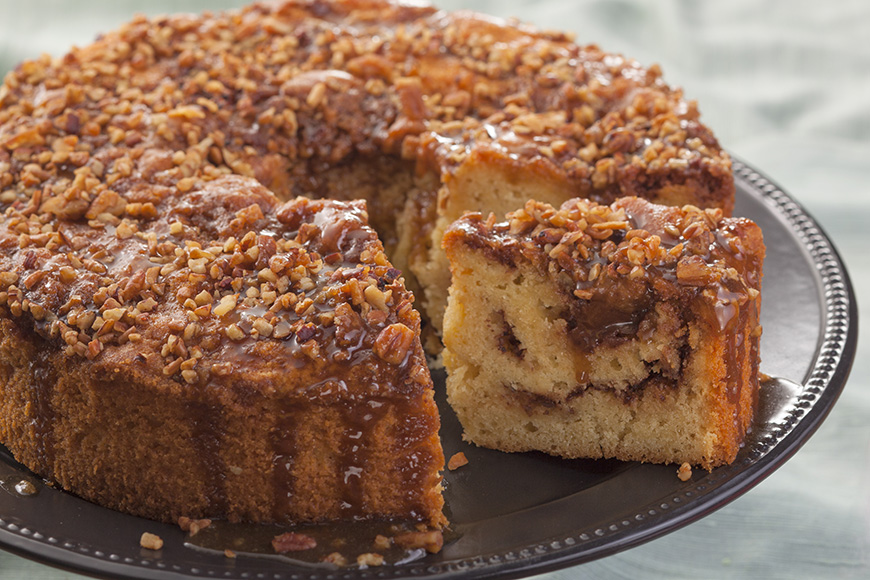 Gooey Coffee Cake