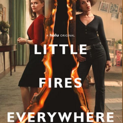 little fires everywhere tv show.