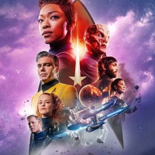star trek discovery tv show.