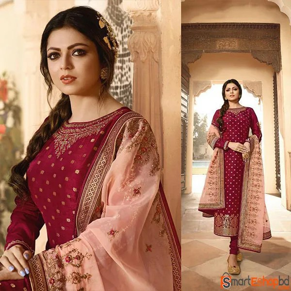 Lt Nitya Vol 137 Salwar Suit