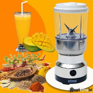 Nima 2 in 1 Electric Spice Grinder and Juicer