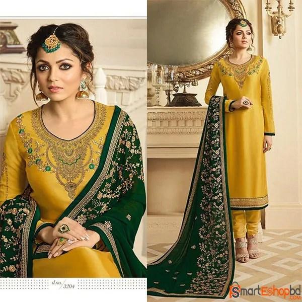 Lt Nitya Vol 132 Salwar Suit