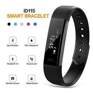 D115 PLUS Bluetooth Smart Wristband