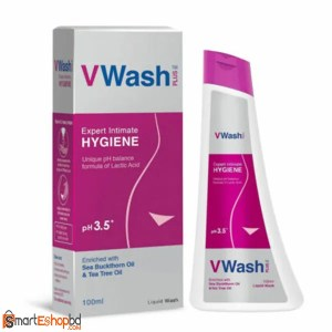VWash Plus Intimate Hygiene Wash - 100 ml