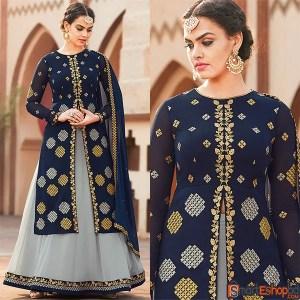 Lehenga Style Salwar