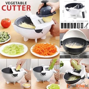 Multi functional Rotate Vegetable Cutter