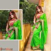 Gaye Holud Designer Silk Saree