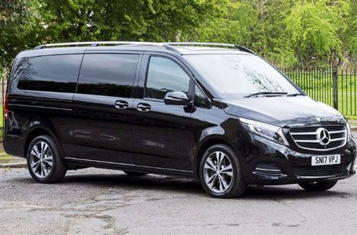 Gatwick Airport transfers - people carrier