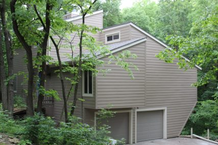 Parkville James Hardie Siding Contractor