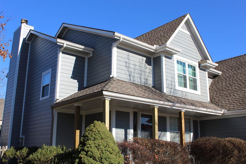 Insulated Vinyl Siding kansas city