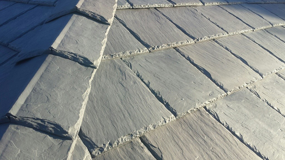 roofing materials resist stains
