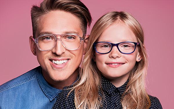 Gratis glasögon till barn