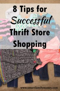 These tips helped me save so much! I found a ton of great stuff for my daughter!