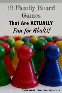 This list is so great! My whole family loved these games!