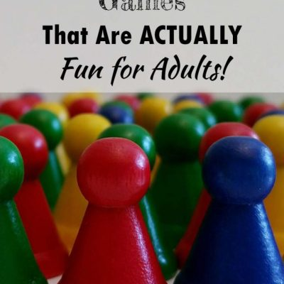 10 Family Board Games That Are Fun for Adults
