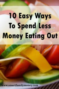 These are great! This post really helped me reduce my spending on eating out!