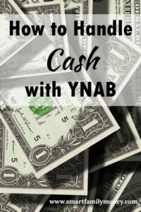 This really helped me understand using cash in the YNAB software!