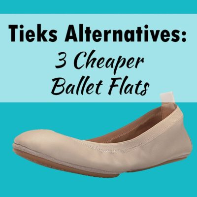 Tieks & Rothy's Alternatives: Cheaper Ballet Flats