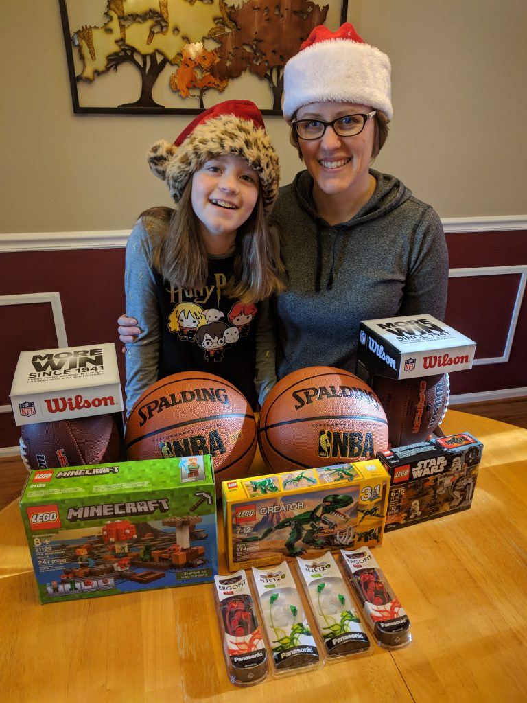 Toy Drive Gifts for Older Boys