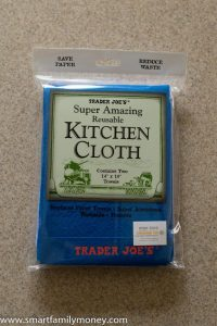 Trader Joe's Super Amazing Kitchen Cloth