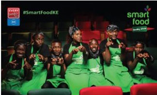Smart Food show to promote healthier lifestyles in Kenya