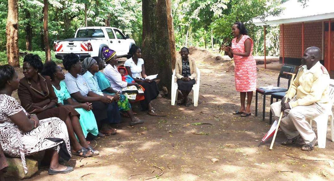 Smart Food nutrition activities kick off in Kenya
