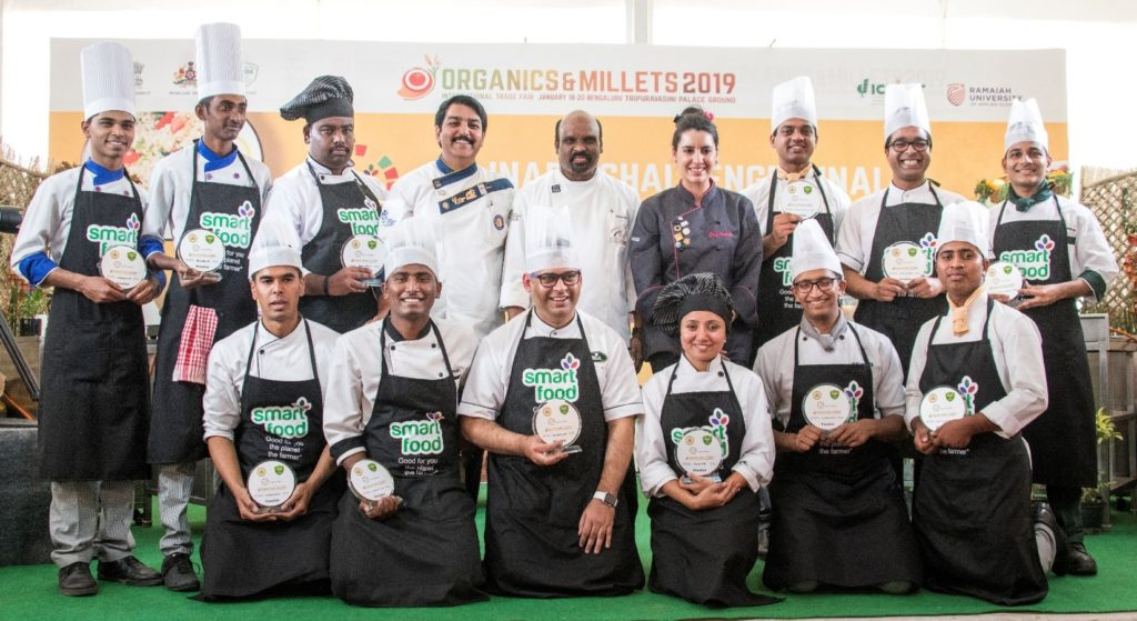 Smart Food Culinary Challenge Finale leaves audience cheering