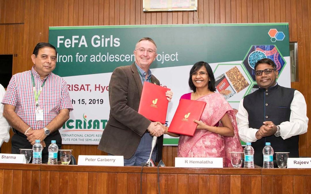 Initiative to tackle malnutrition among Telangana adolescent girls