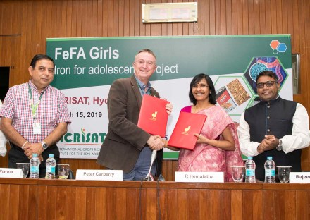 Initiative to tackle malnutrition among Telangana adolescent girls