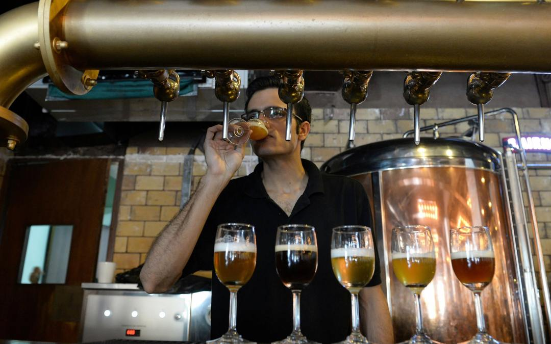 Bangalore's microbrewers bring innovation to alcohol