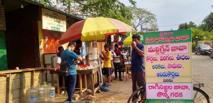 Millet consumption catching up in Warangal