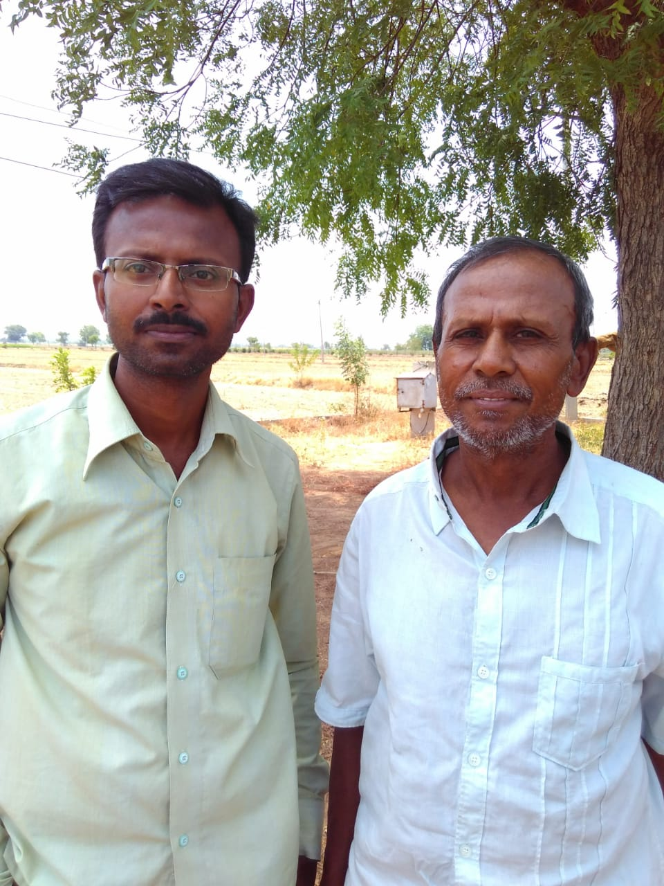 Inspired by TV Show, Teacher Turns Into Champion Millet Farmer Over 25 Acres!