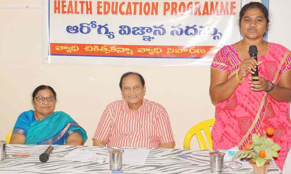 Consume millets for healthy life: Nutritionist