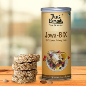 Jowa Bix – A patent pending new Smart Food