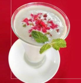 Pearl Millet Smoothie