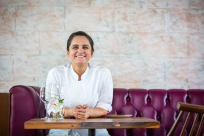 Food Forward India : Chef Garima Arora talks about reinventing Indian Cuisine with Deepali Nandwani