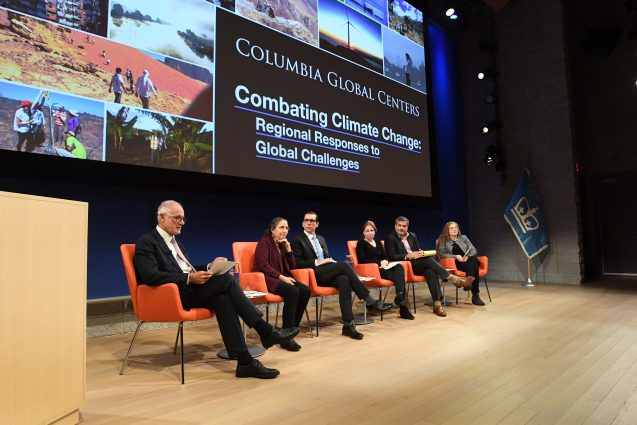 Combating Global Climate Change at the Regional Scale