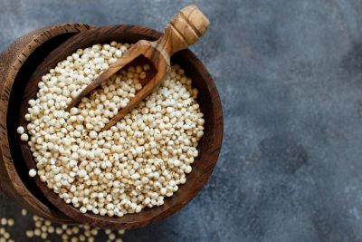 What Is Sorghum and Why Should You Add It to Your Diet? This Gluten-Free Grain is a Nutritional Powerhouse that'll Take your Meals and Miles to the Next Level